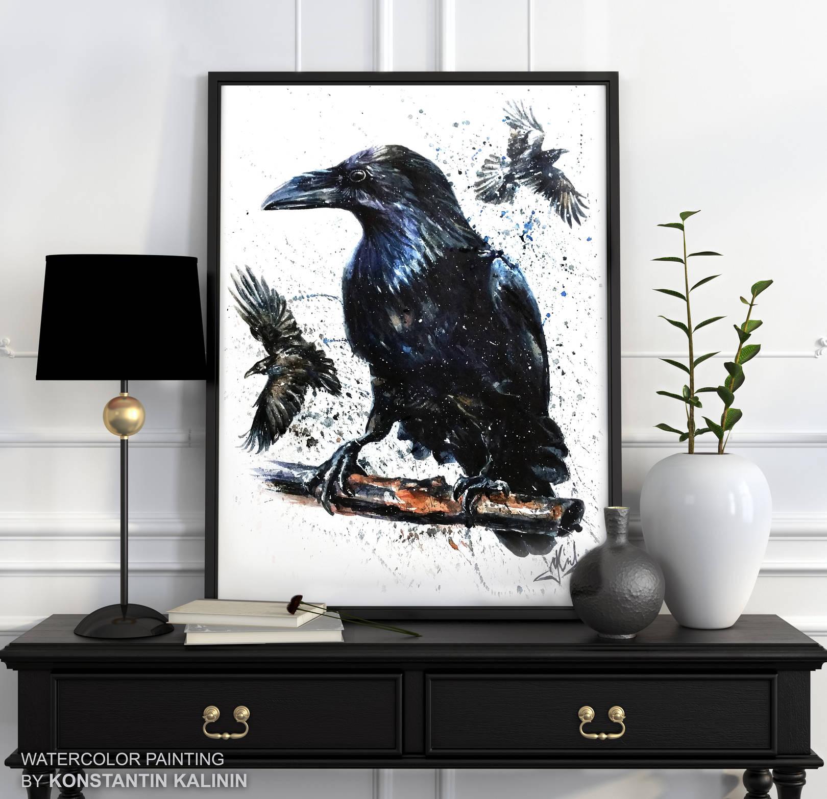 Ворон - Raven
