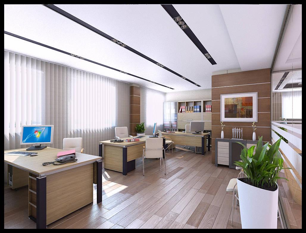 Интерьер для офиса