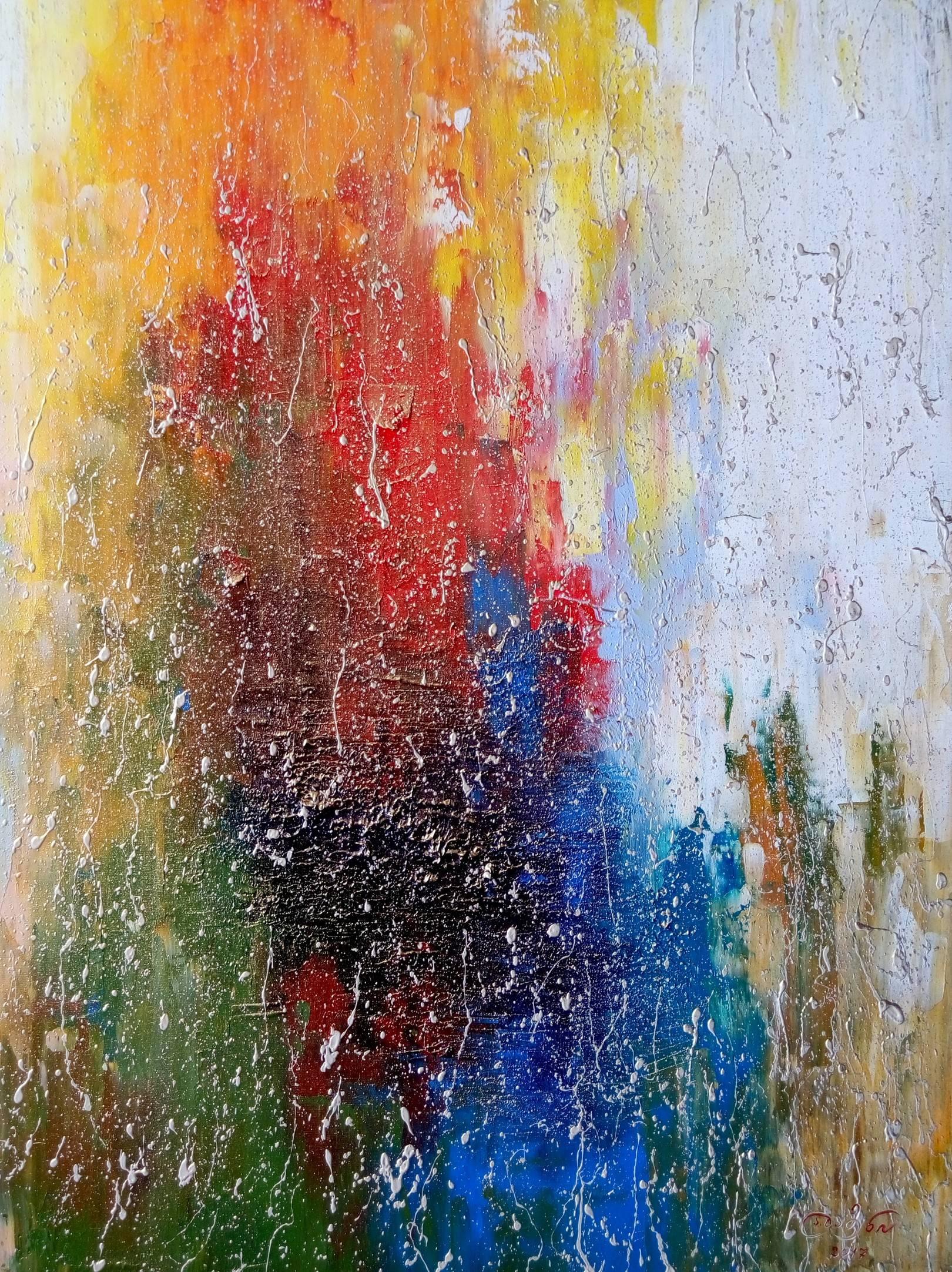 «Осенний сон»                            холст, масло «Autumn dream»                         oil on canvas                                                80x60,  2017
