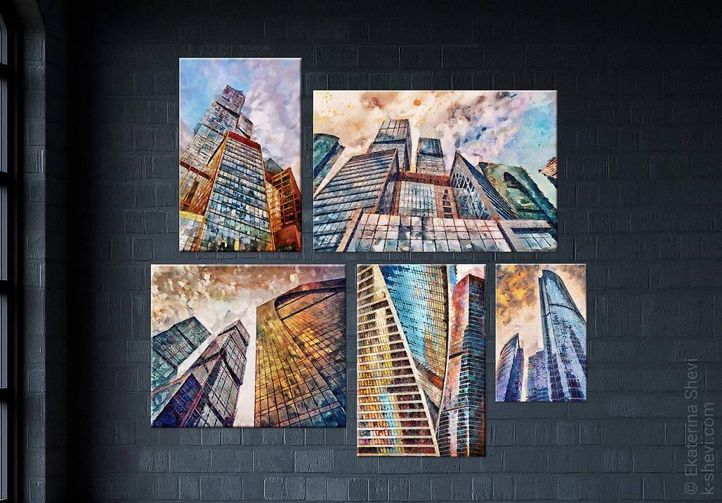 Авторская коллекция картин
