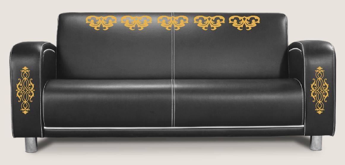 Инкрустированный диван
