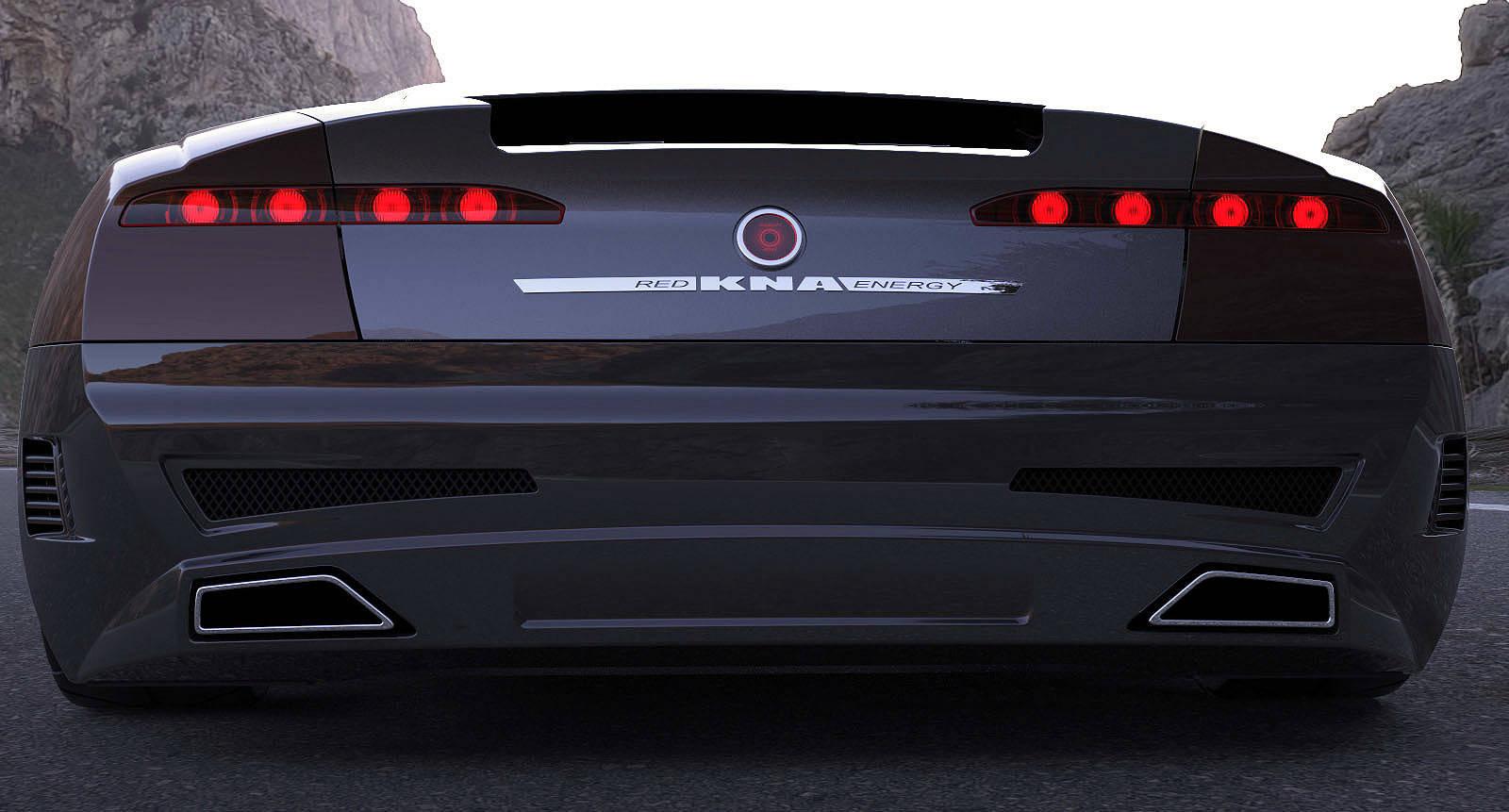 Desert-R KNA concept car