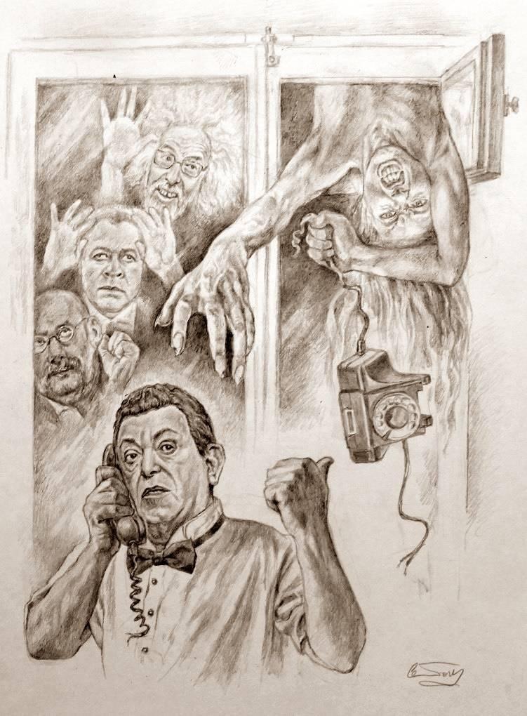 Римский Григорий Данилович Финдиректор театра Варьете. Был потрясён нападением на него вампиров,до такой степени,что полностью поседел,побрился наголо,купил парик, а после предпочёл бежать из Москвы. На допросе в НКВД просил для себя «бронированную камеру»