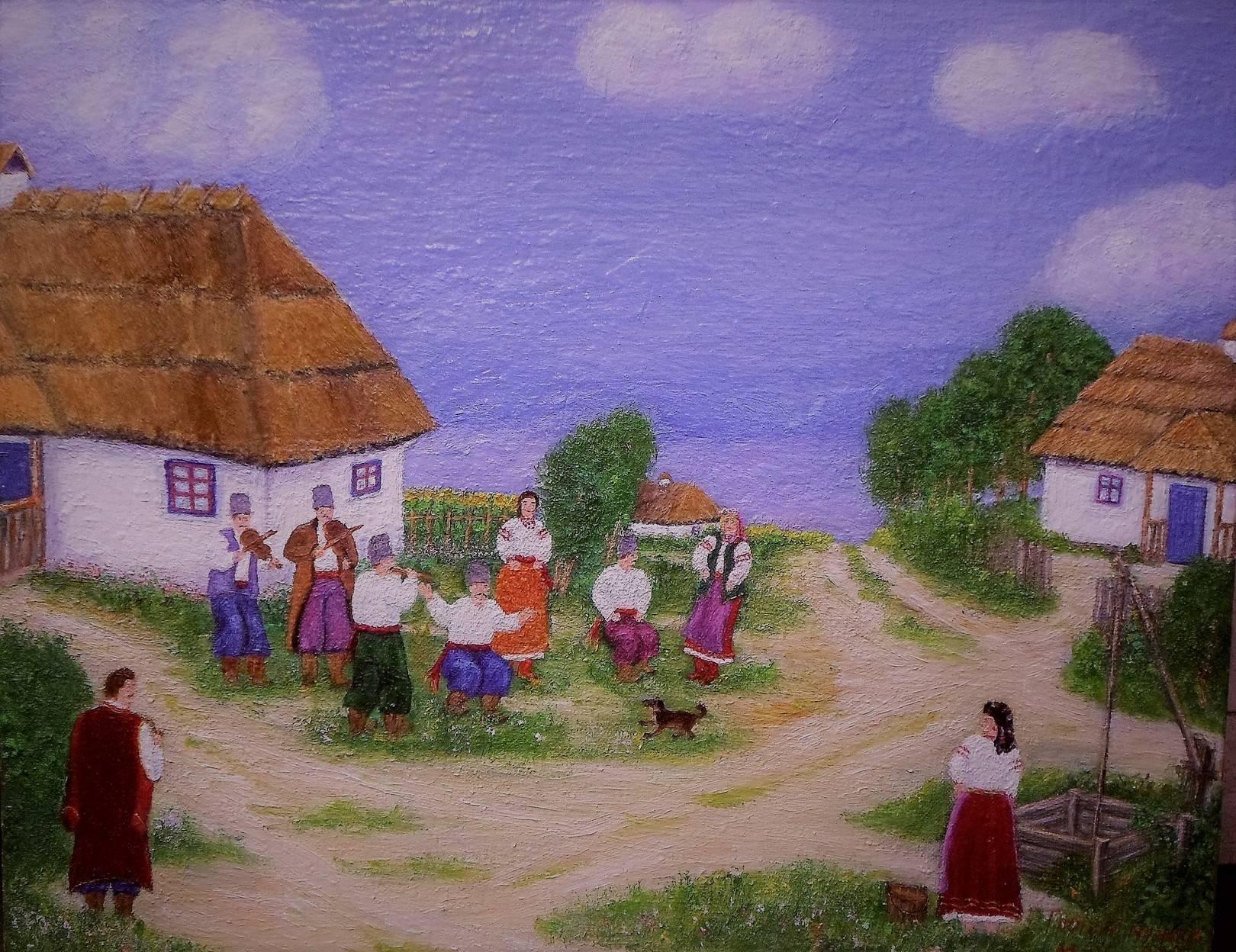 """Из серии """"Народный быт"""""""