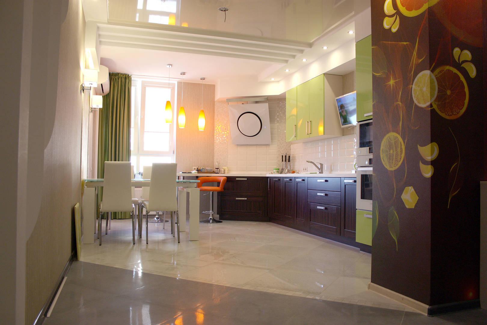элитная 3х комнатная квартира