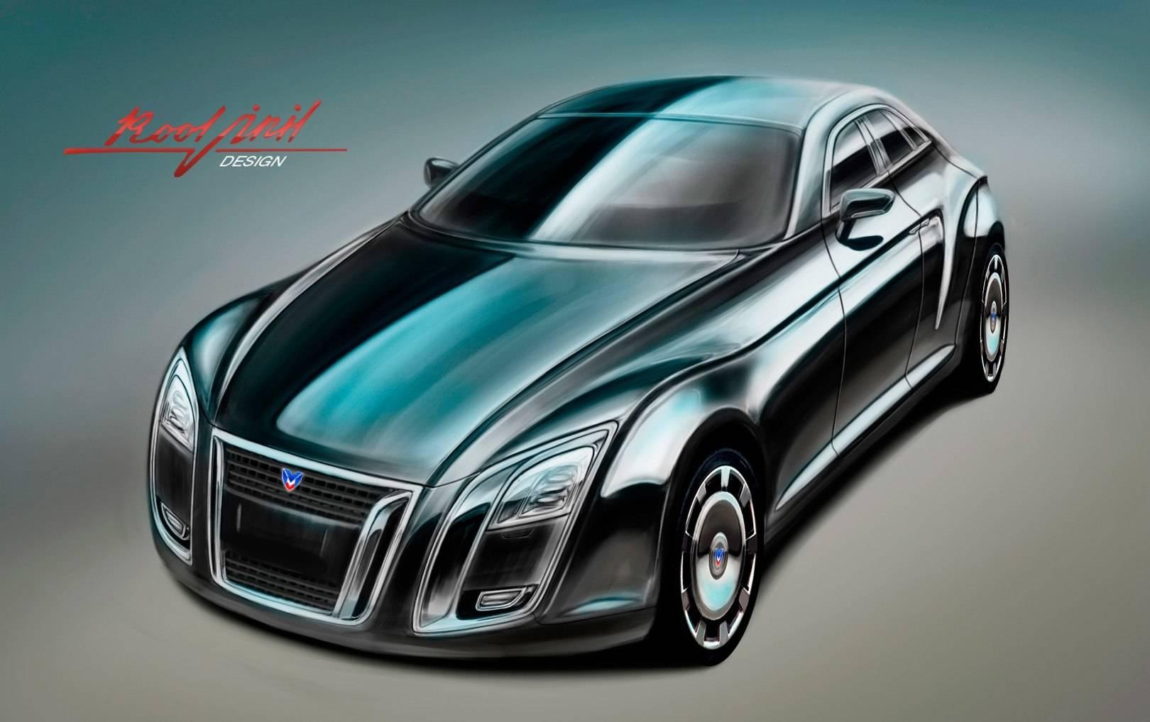 Marussia L1 (Car for presedent contest)