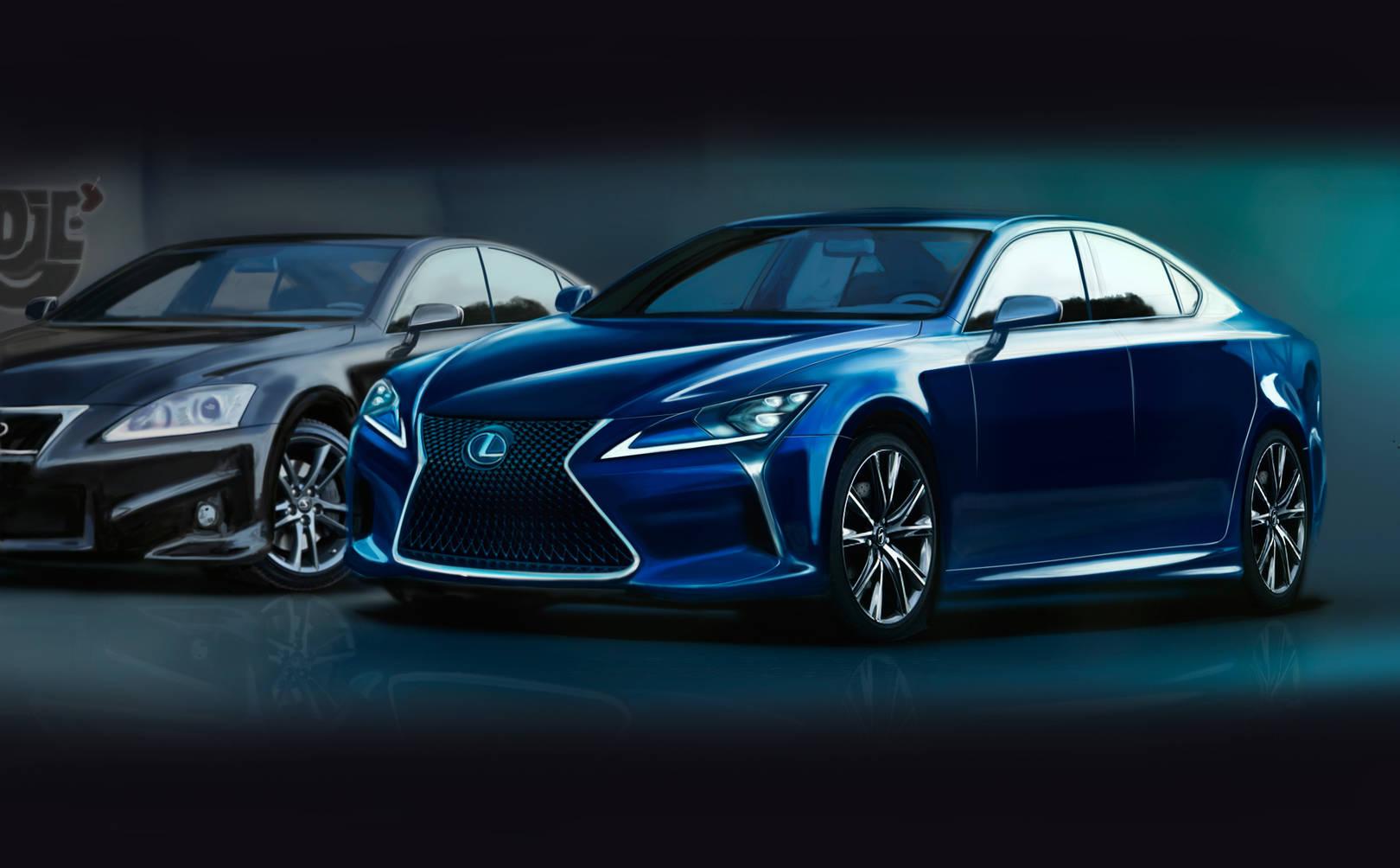 Lexus IS Tuning