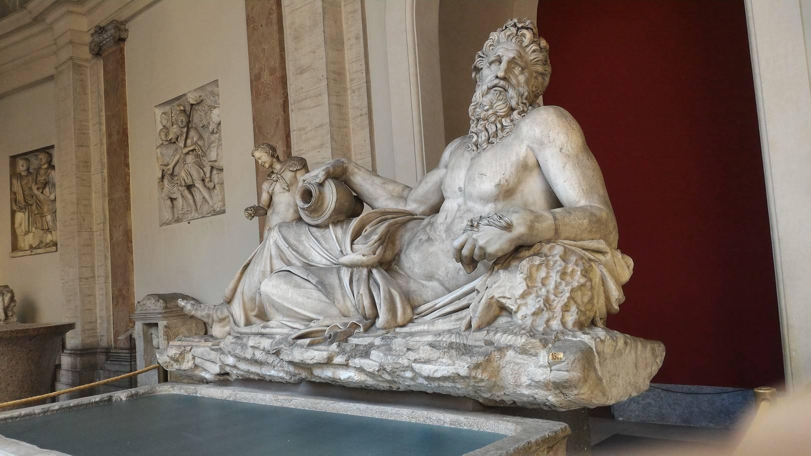 Музей Ватикану. Рим. 7.06.2017