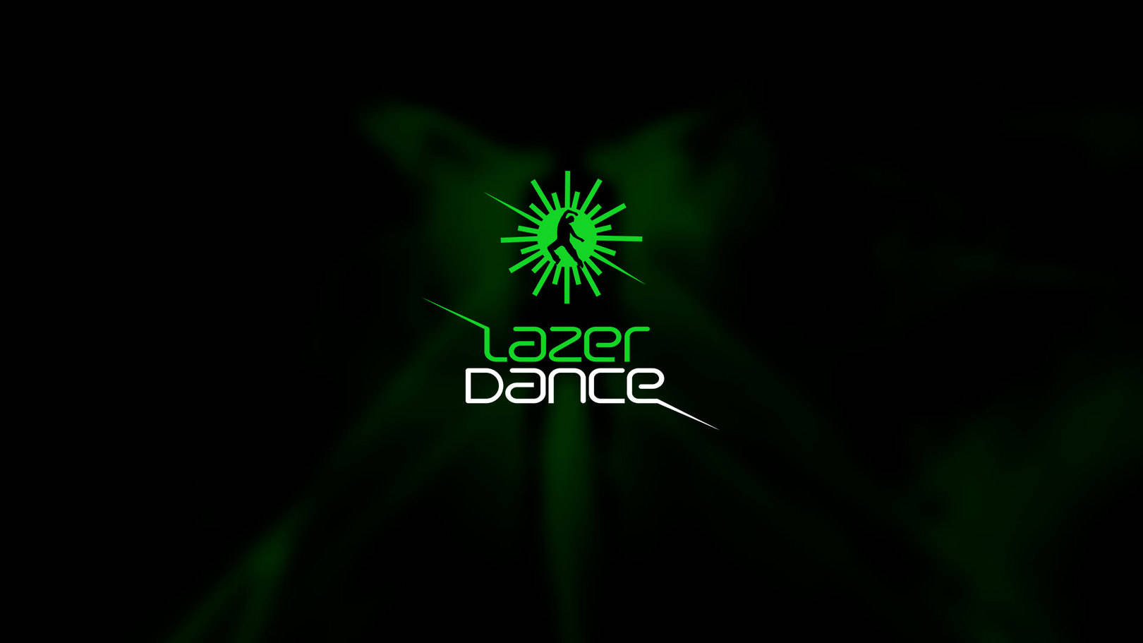 logo organizer holidays and laser show