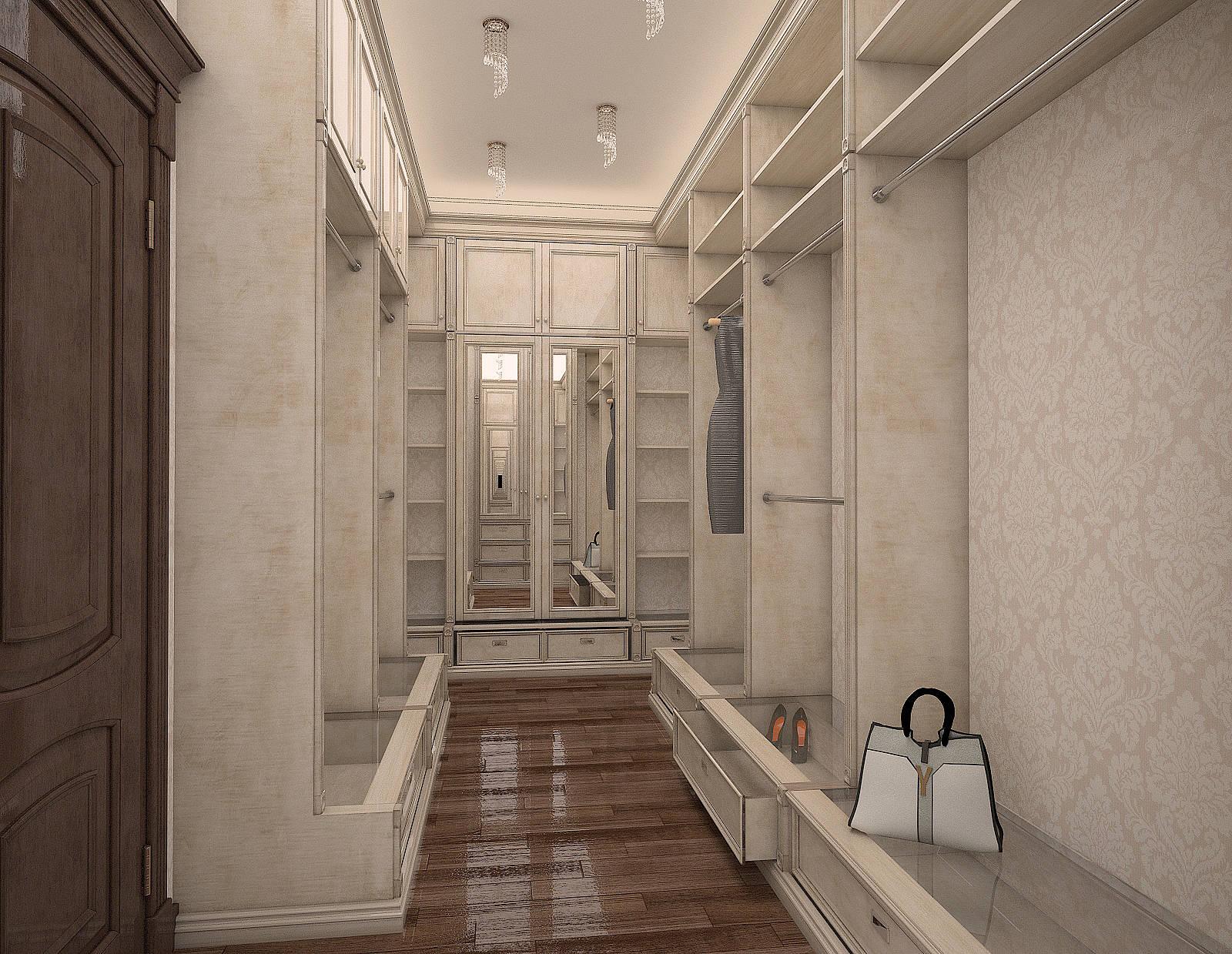 Дом в классическом стиле