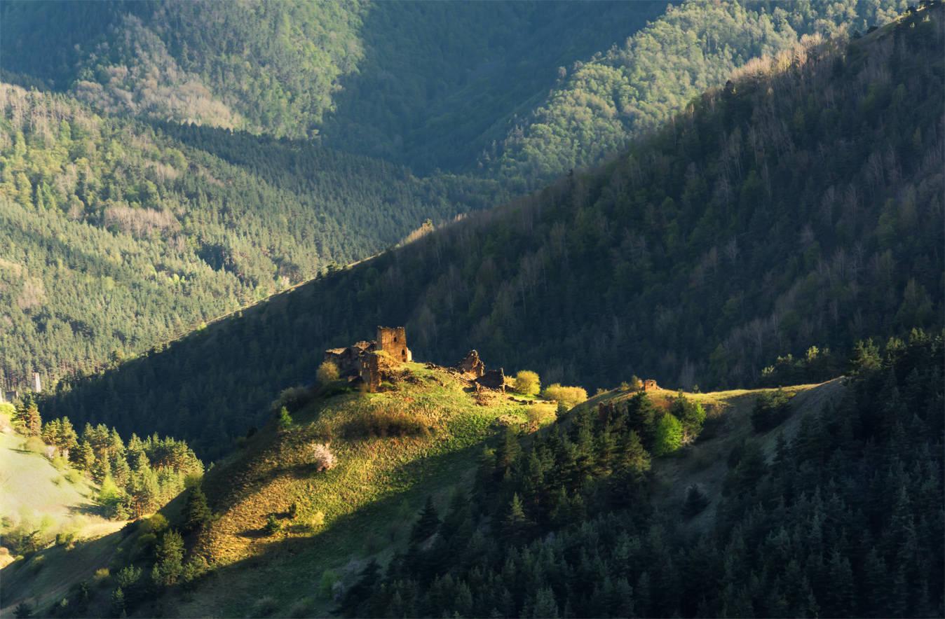 Весенний Кавказ