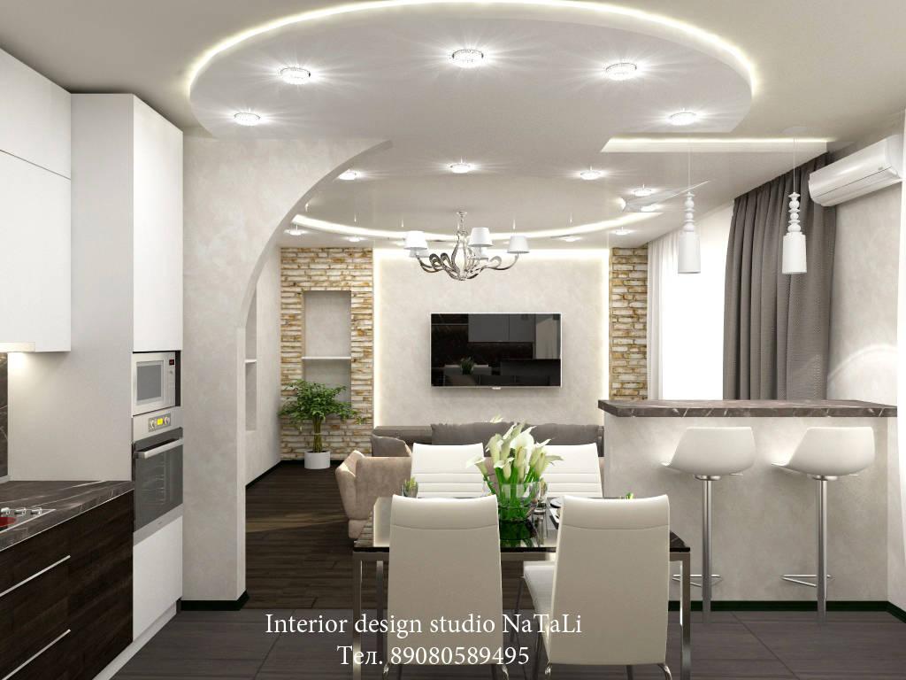 Современный дизайн интерьера