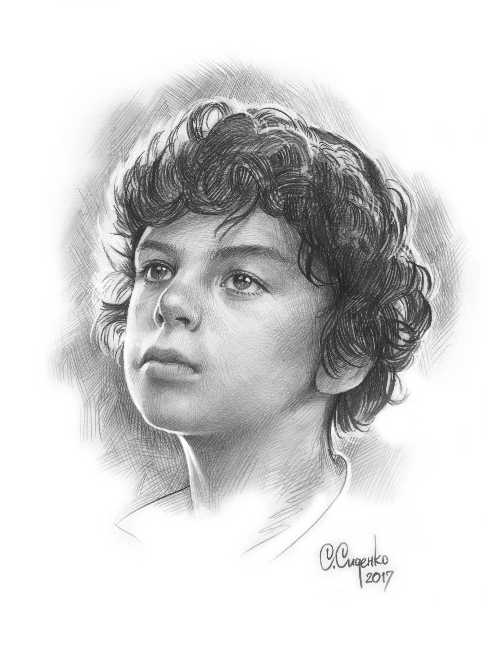 Портрет Давида