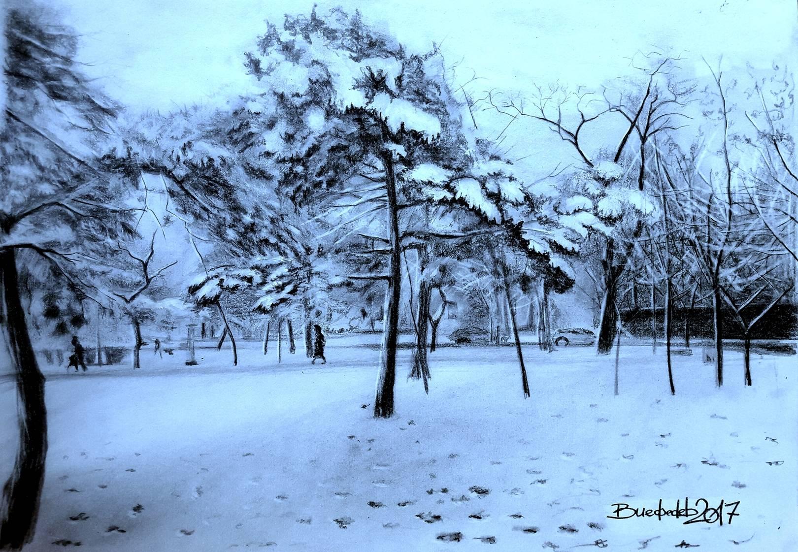 Зима - пора надежды
