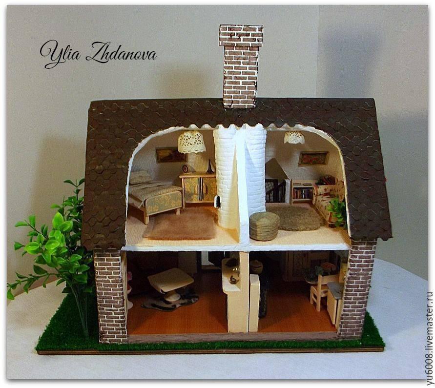Миниатюрный домик
