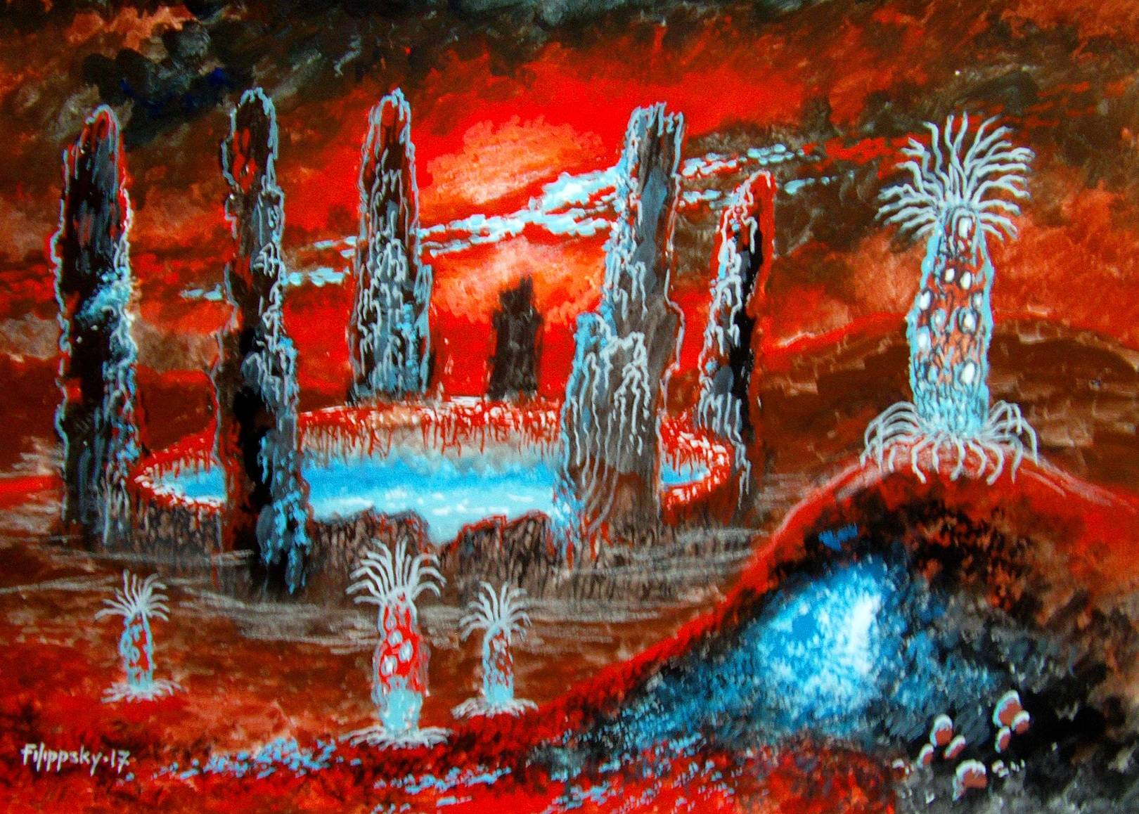 Звезда Каптейна-древнейший красный карлик в окрестностях Солнца,где-то около 13 миллиардов лет.