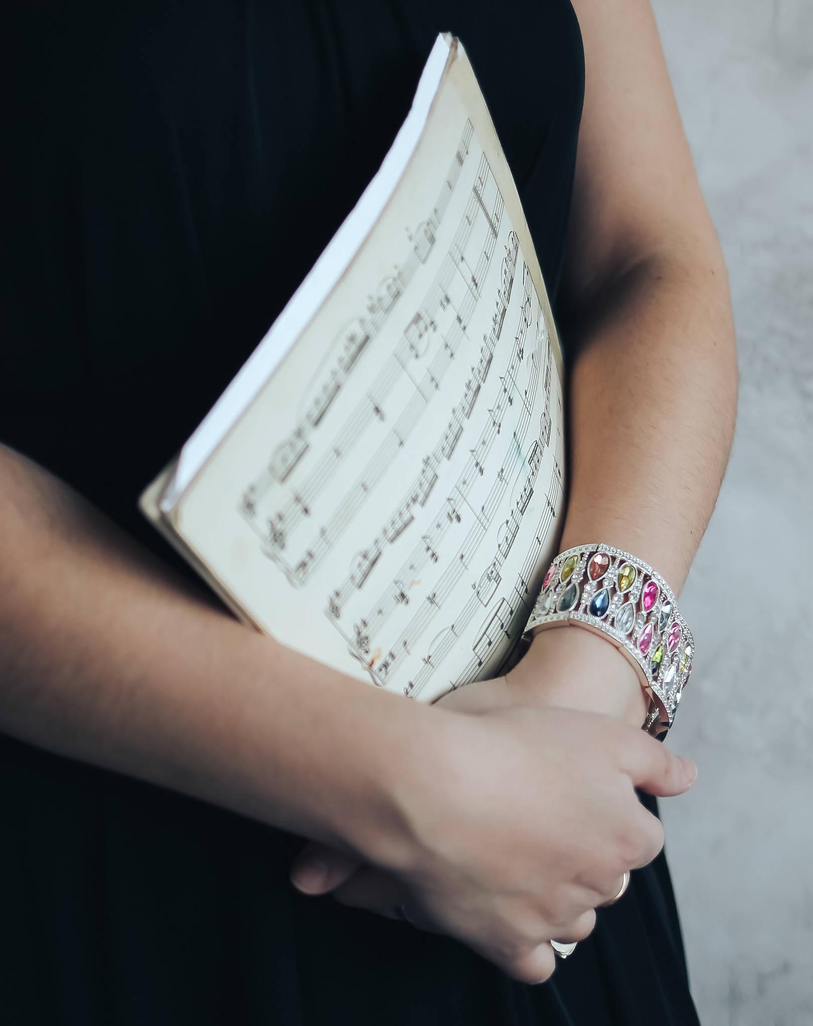 У музыканта тонкая душа...