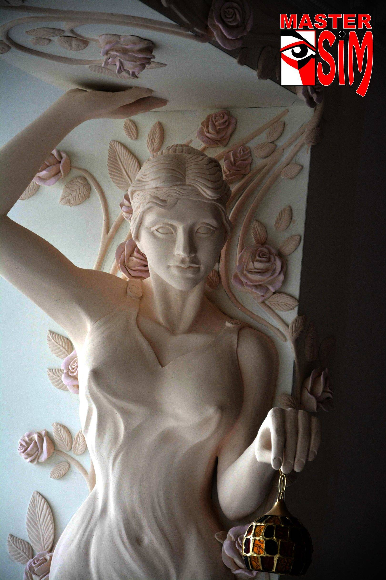 Скульптура Кариатида