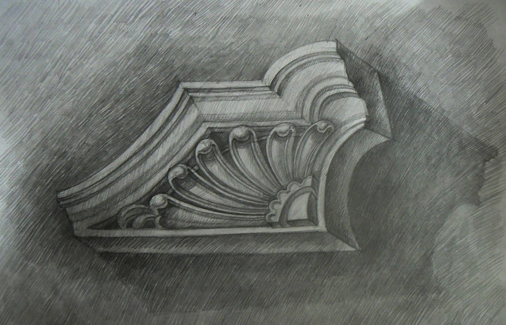 Элемент архитектурной классики