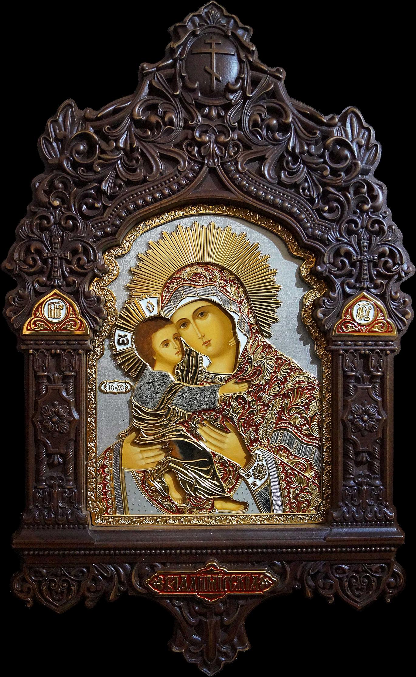 Икона Владимирской Превятый Богородицы
