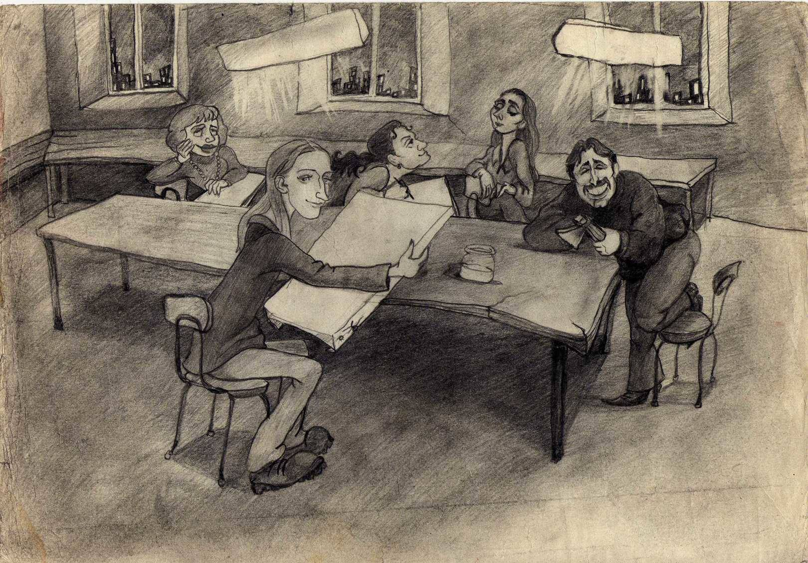 Ждём немецкую делегацию