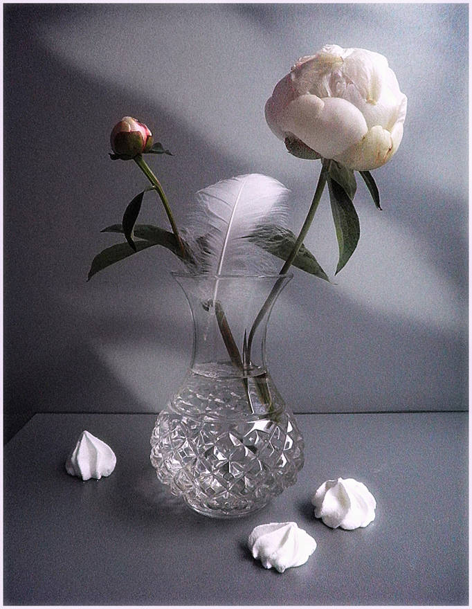 Белый аромат