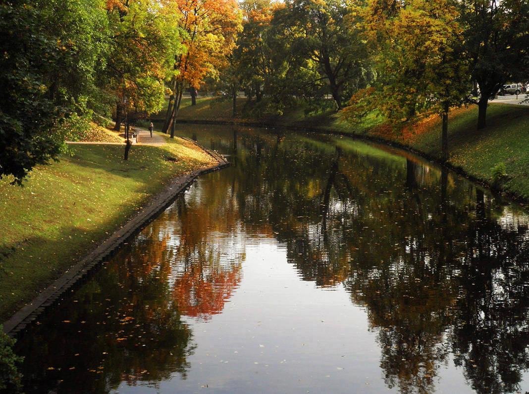 Осенняя Рига