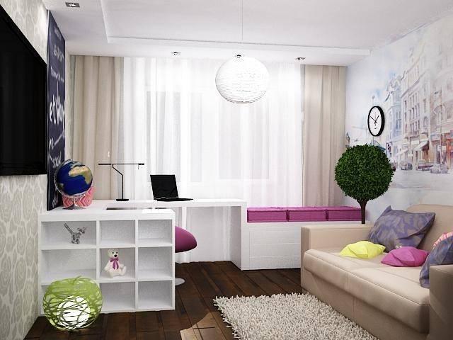 детская,кухня,комната,гостинная