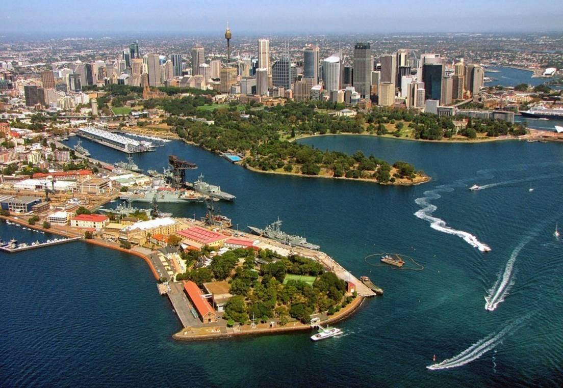 Сидней (Австралия).