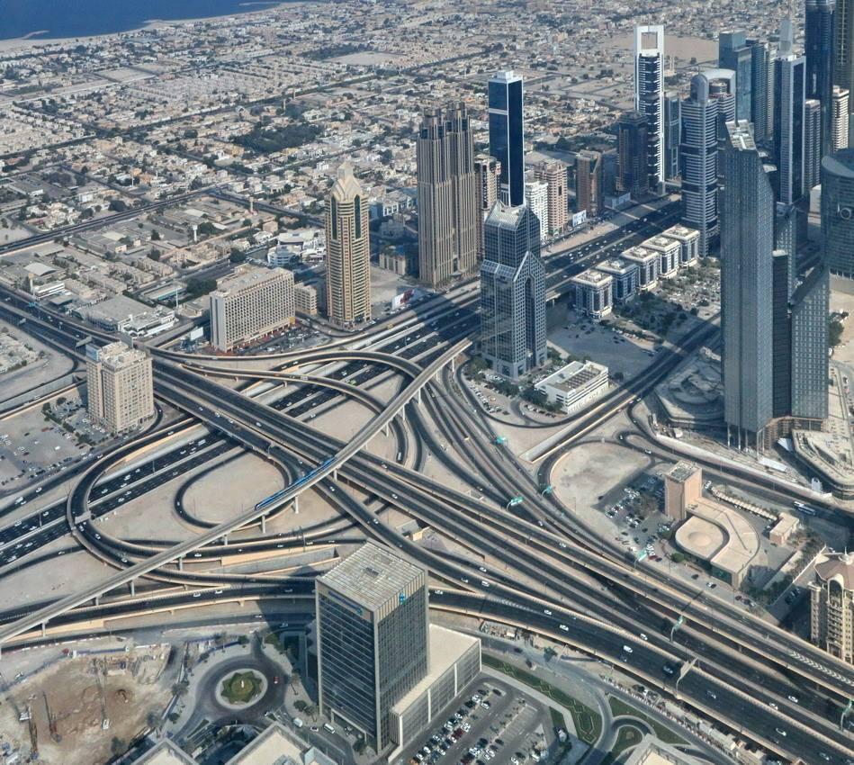 Город Дубай (Объединённые Арабские Эмираты).