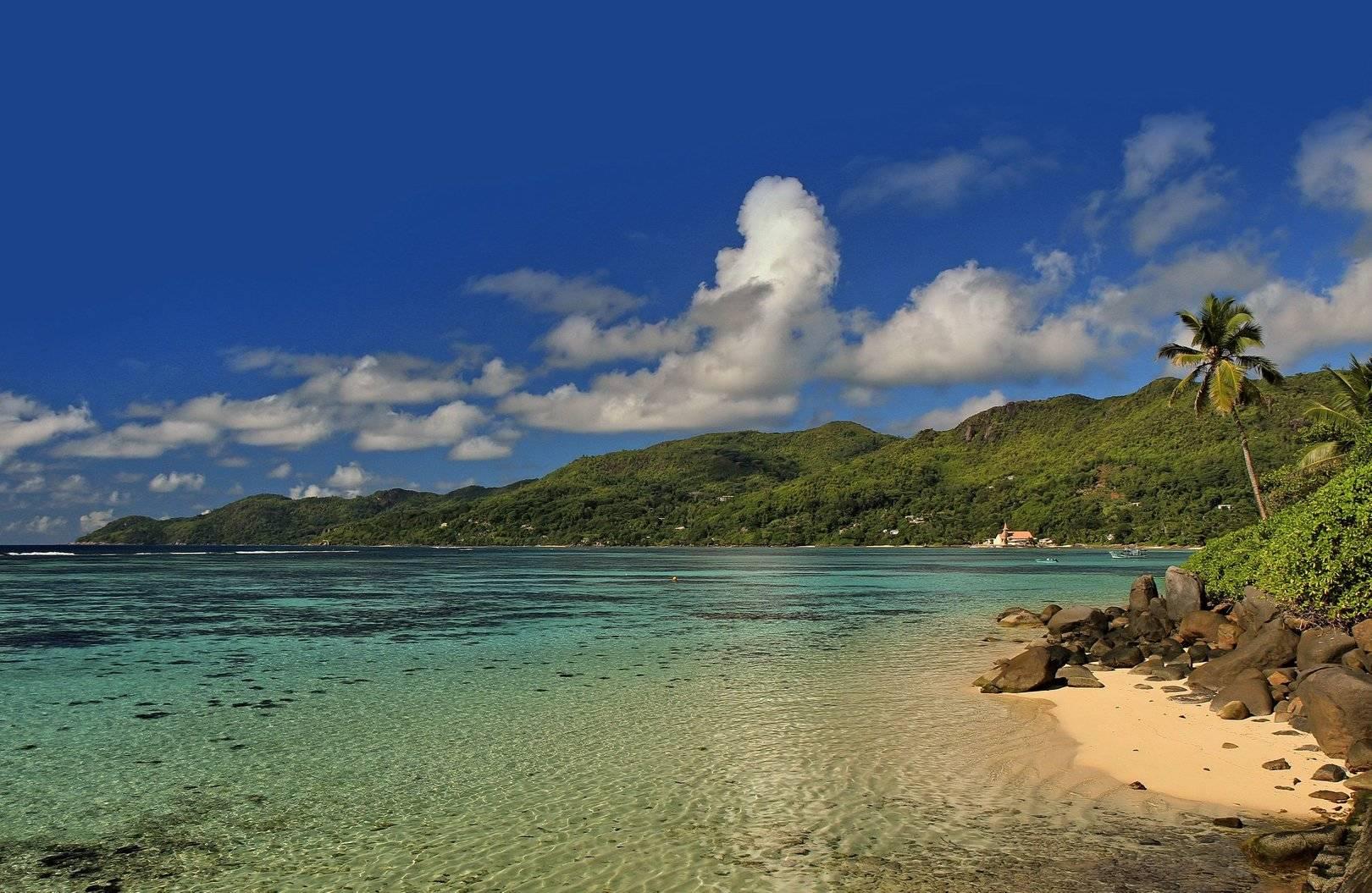 Остров Маэ (Сейшелы).