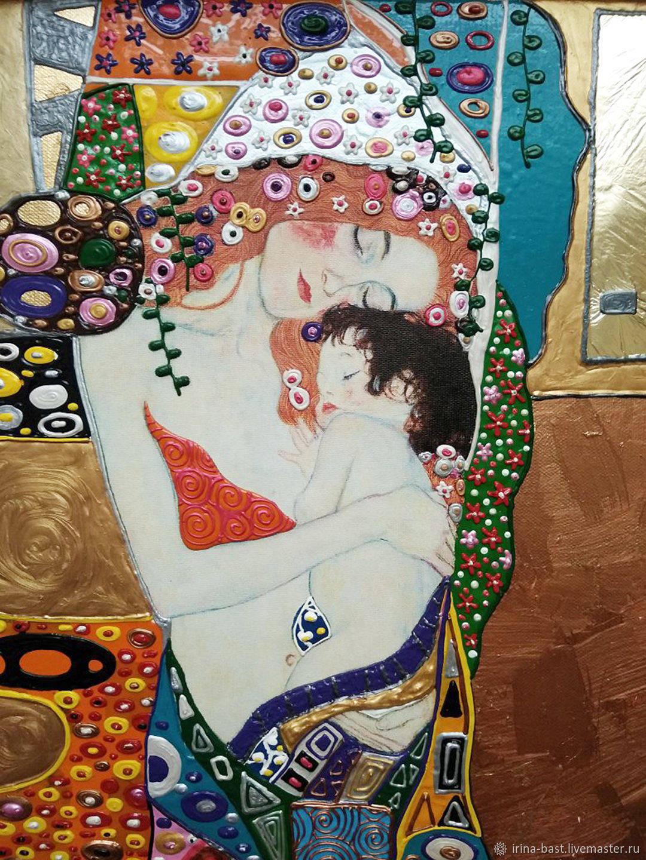 Картина Мать и дитя
