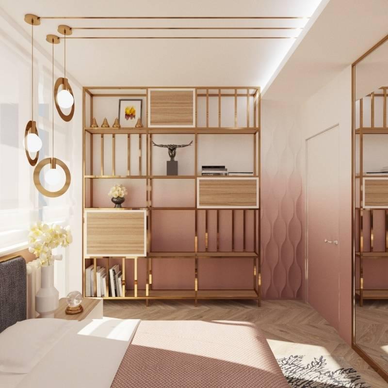 градиент-спальня