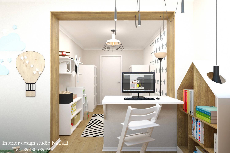 Дизайн интерьера квартиры в Екатеринбурге. За основу стиля выбран Скандинавский. Контакты:   Тел; 89080589495   почта; 89080589495@mail.ru