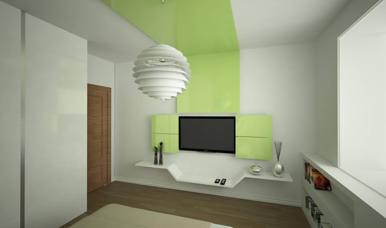 Интерьер в стиле минимализм/ Interior in Minimalism Style