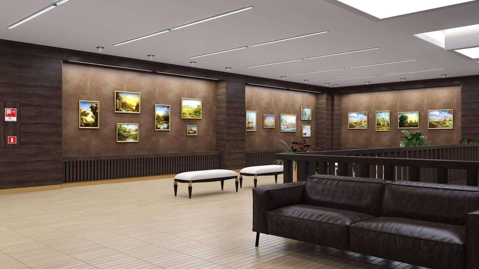 Выставочная галерея