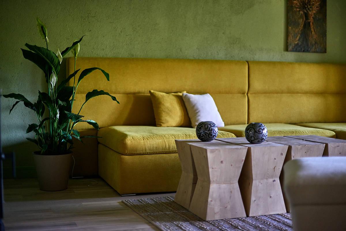 Каминная комната в доме. Фотограф Мария Иринархова.