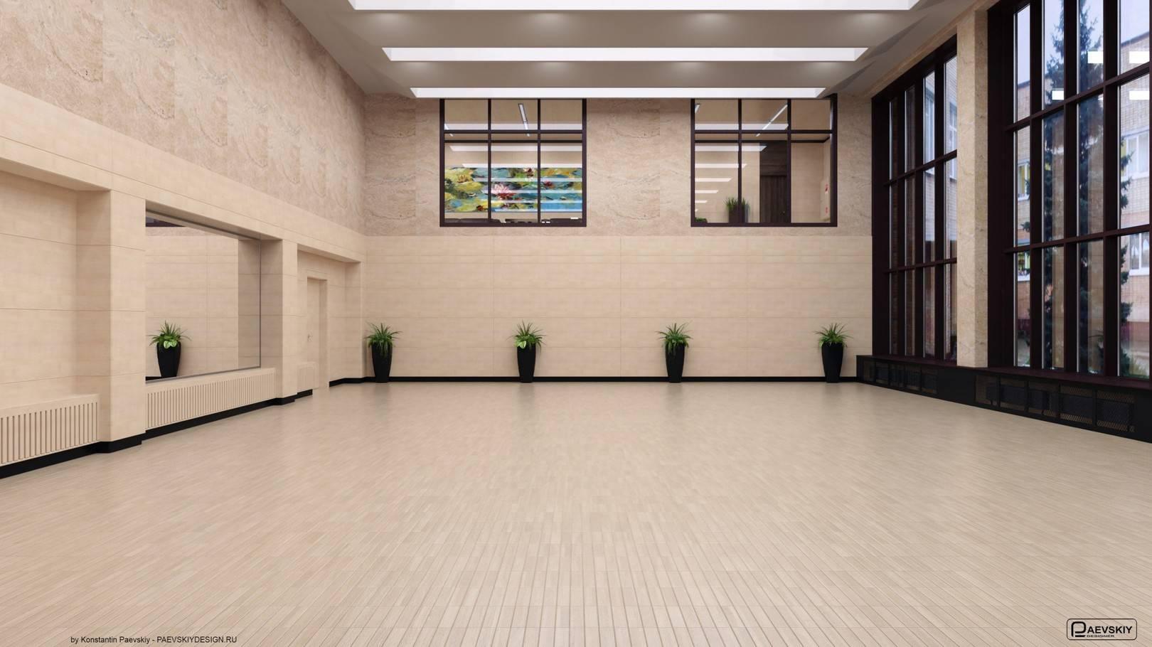 Танцевальный зал, зал для мероприятий