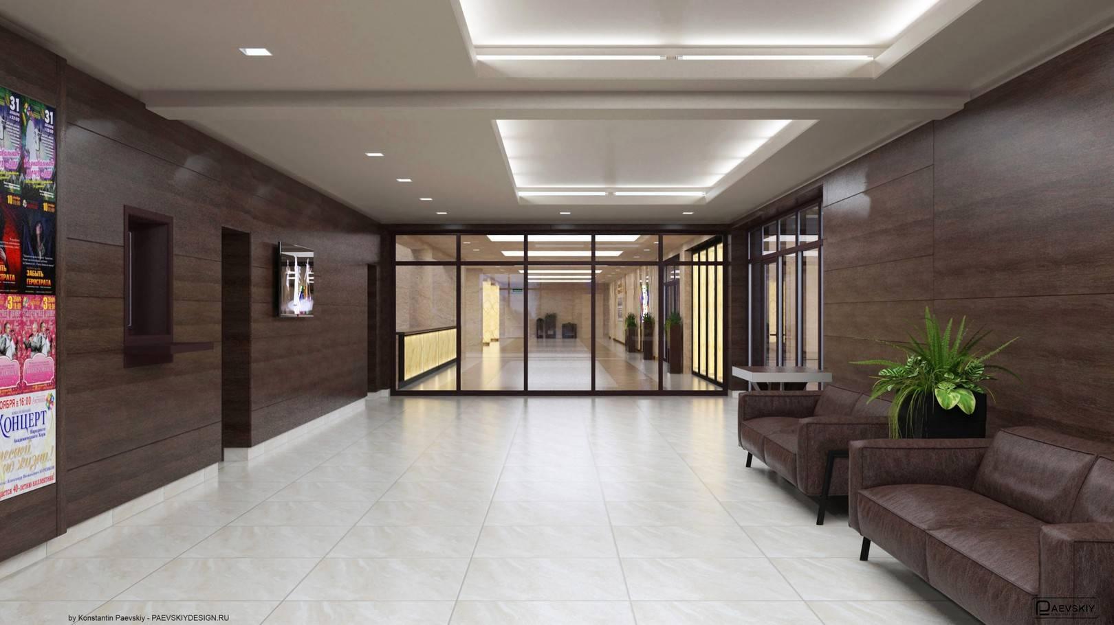 Фойе кассы 1 этаж 1 этаж