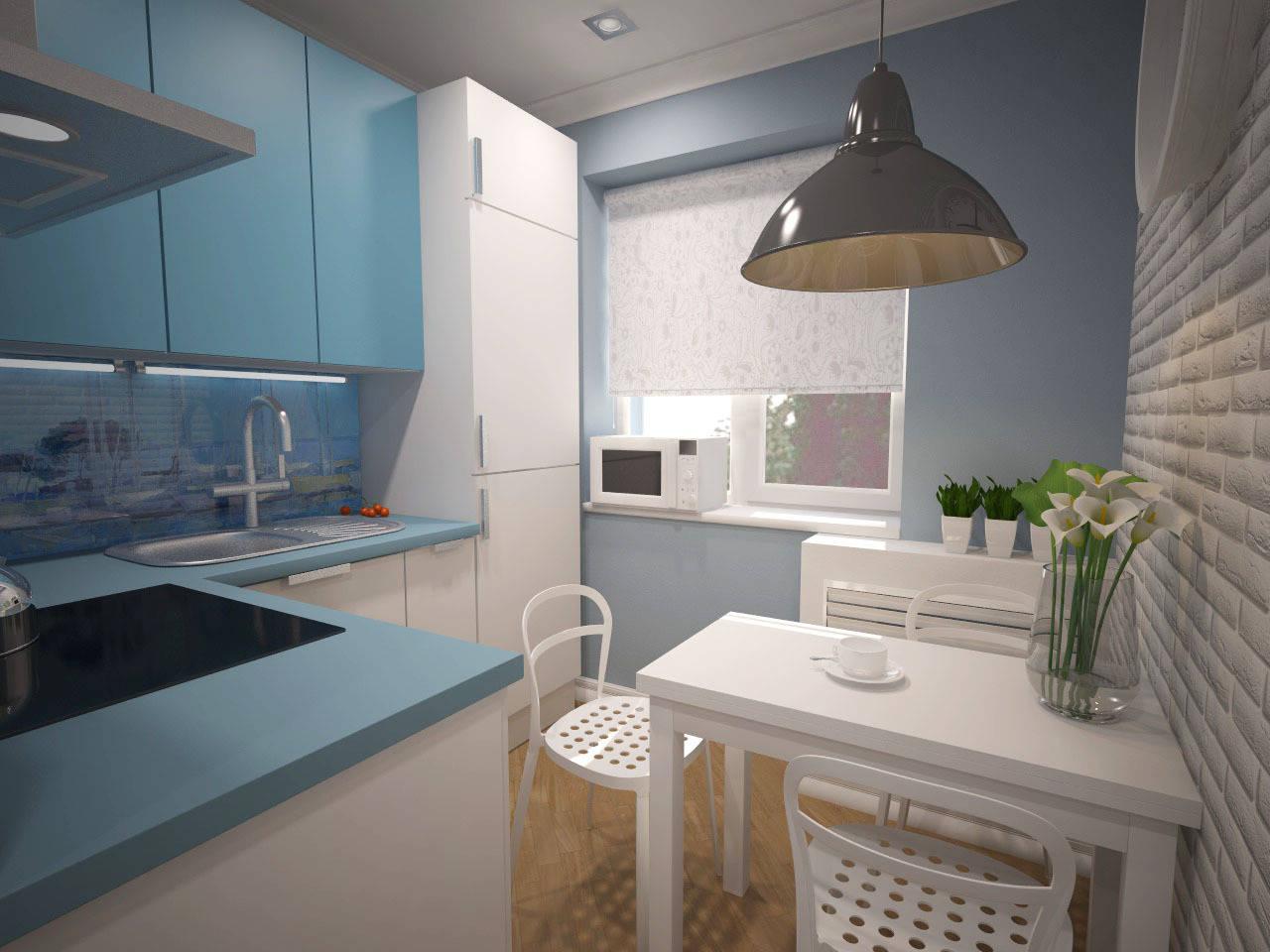 Квартира в скандинавском стиле/Apartment in Scandinavian style.