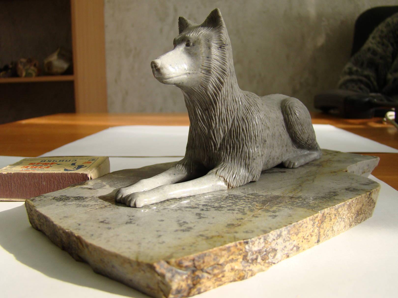"""Волк"". Яшма."