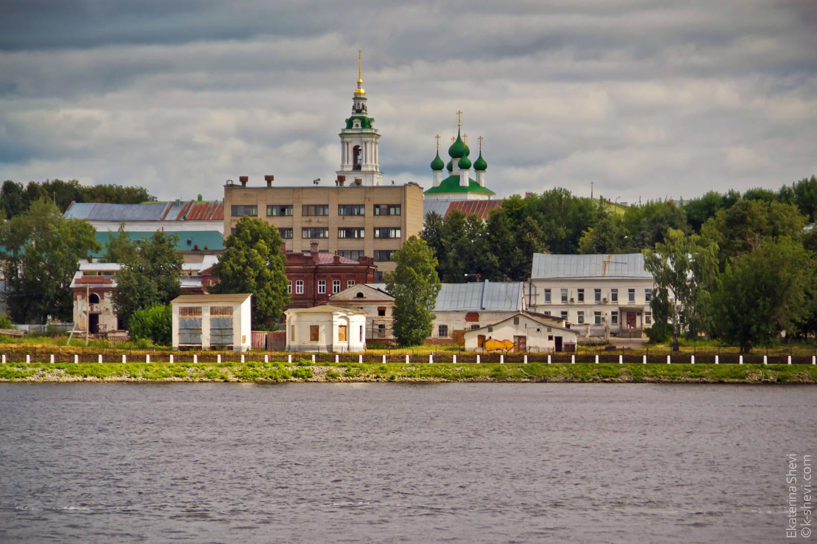Кострома. Лето 2018.