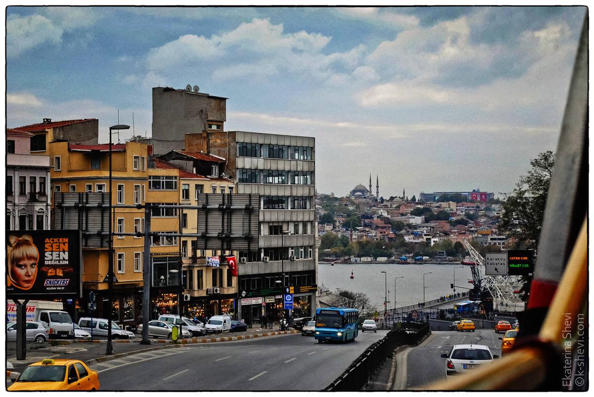 Стамбул. Детали.