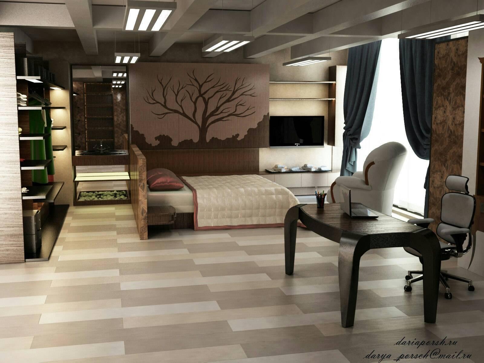 Визуализация салона для мебельной компании