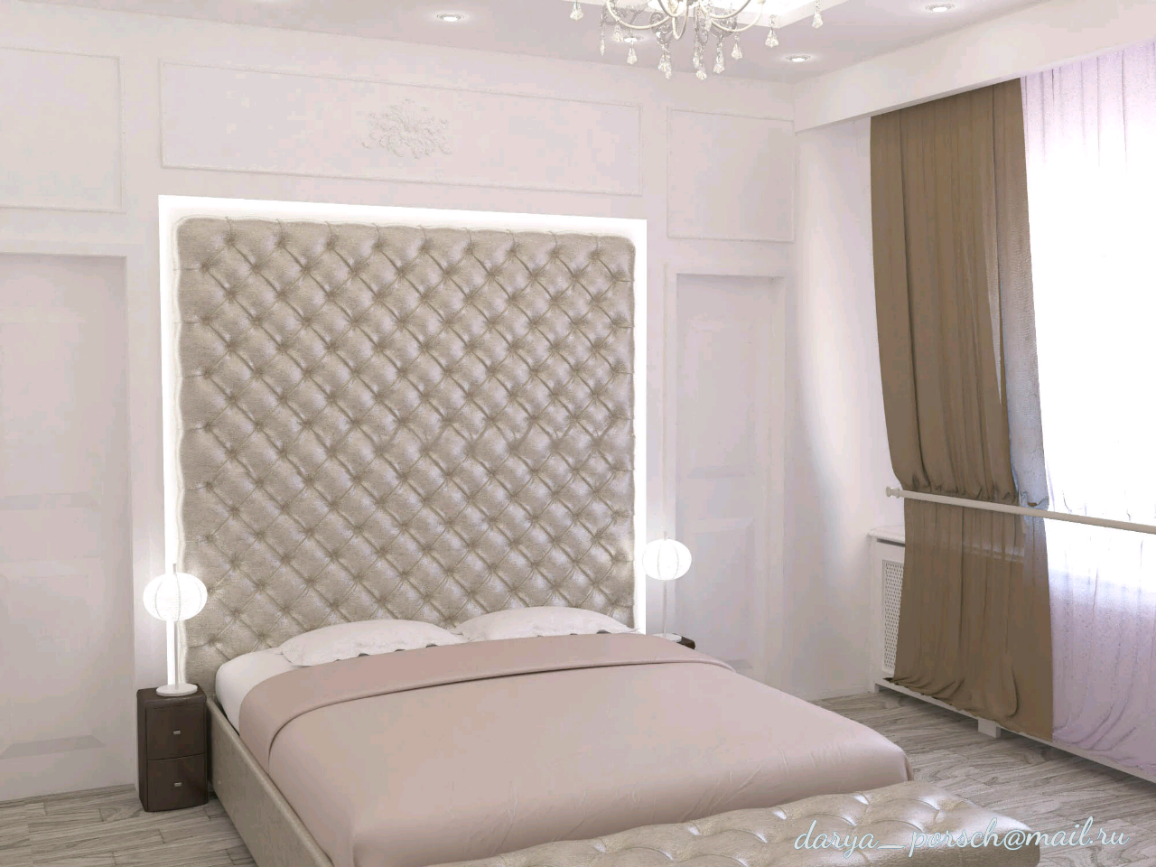 Родительская спальня
