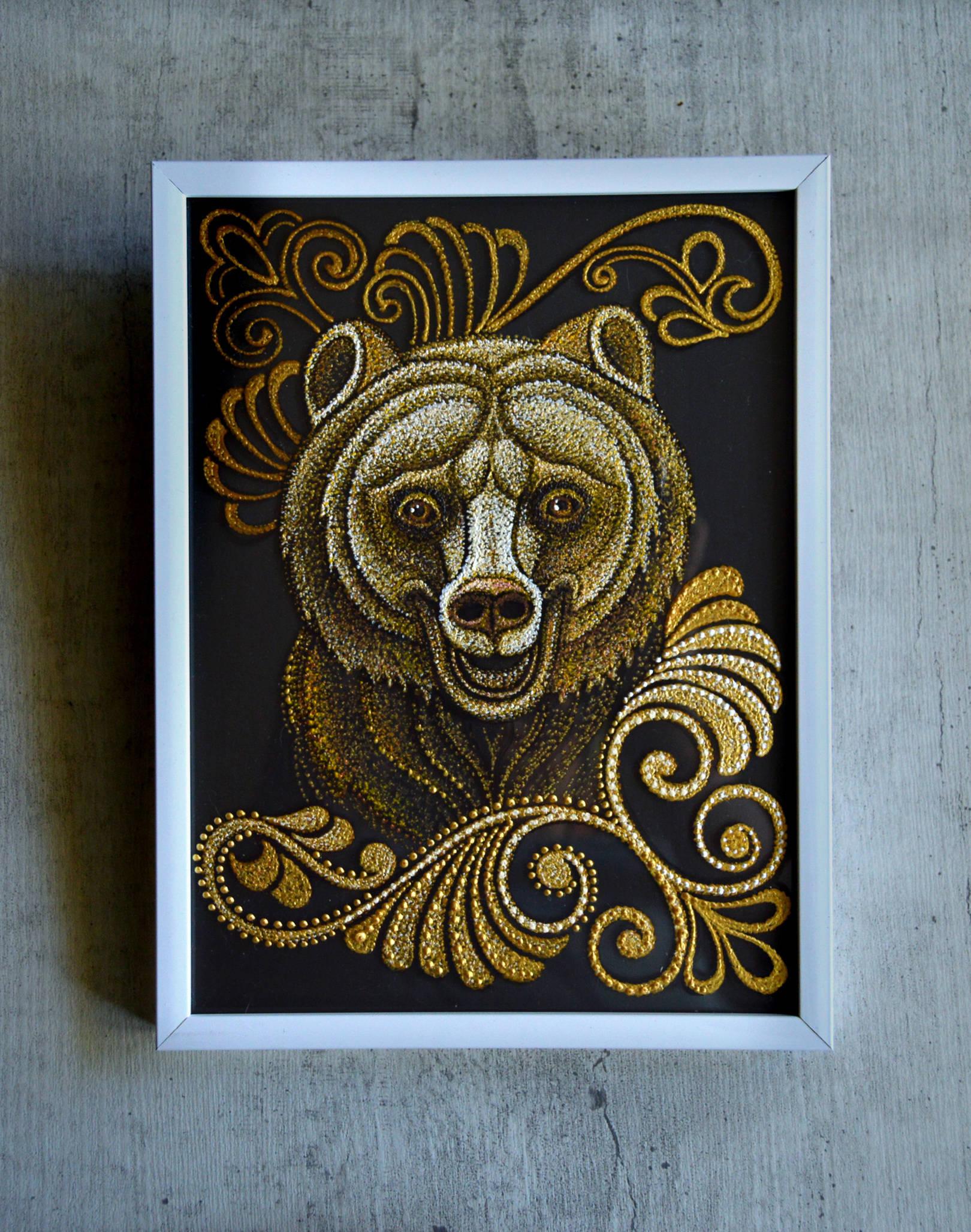И бык, и коза, и медведь.