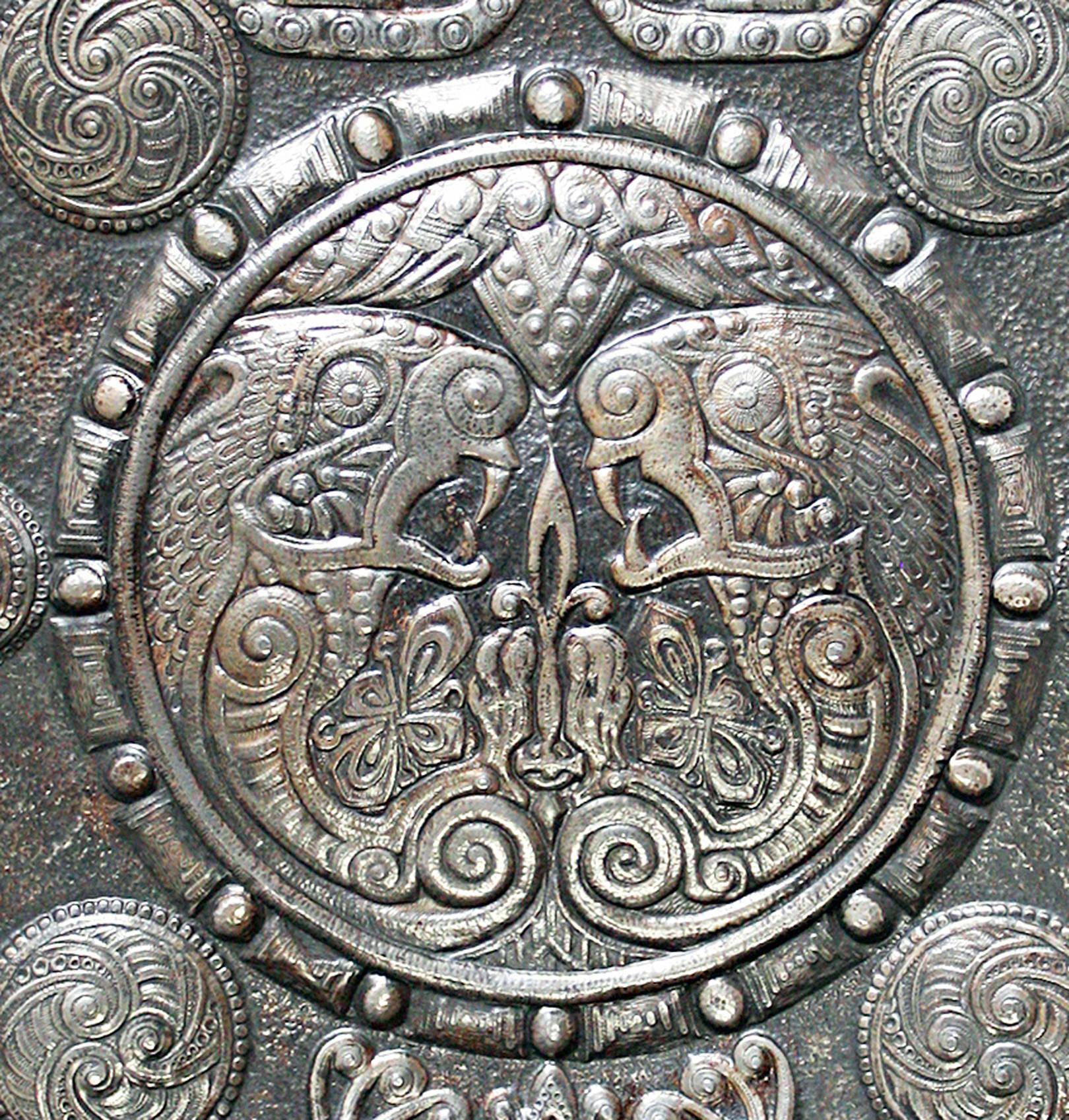 Кельтский щит-2 Фрагмент