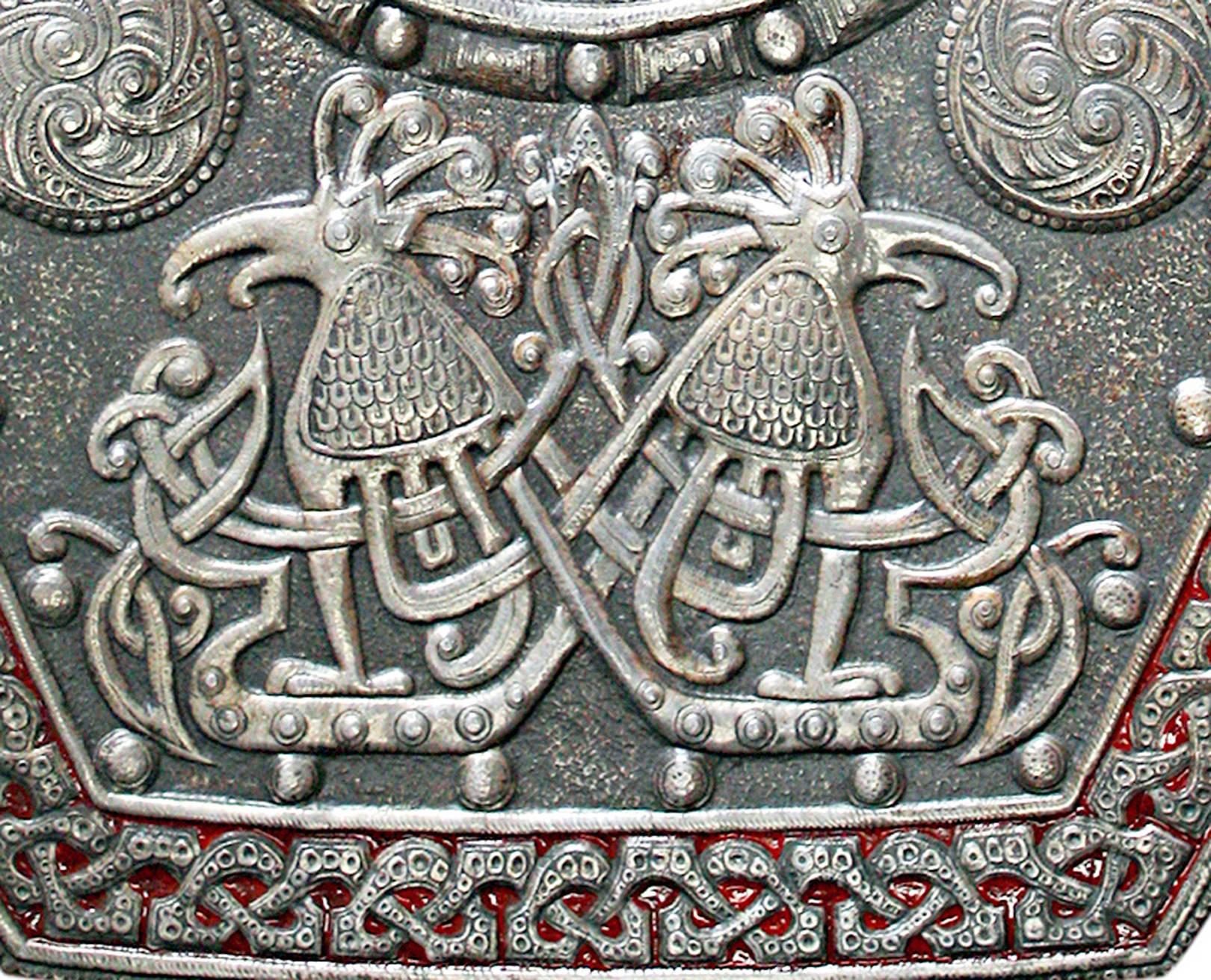 Кельткий щит-2 Фрагмент