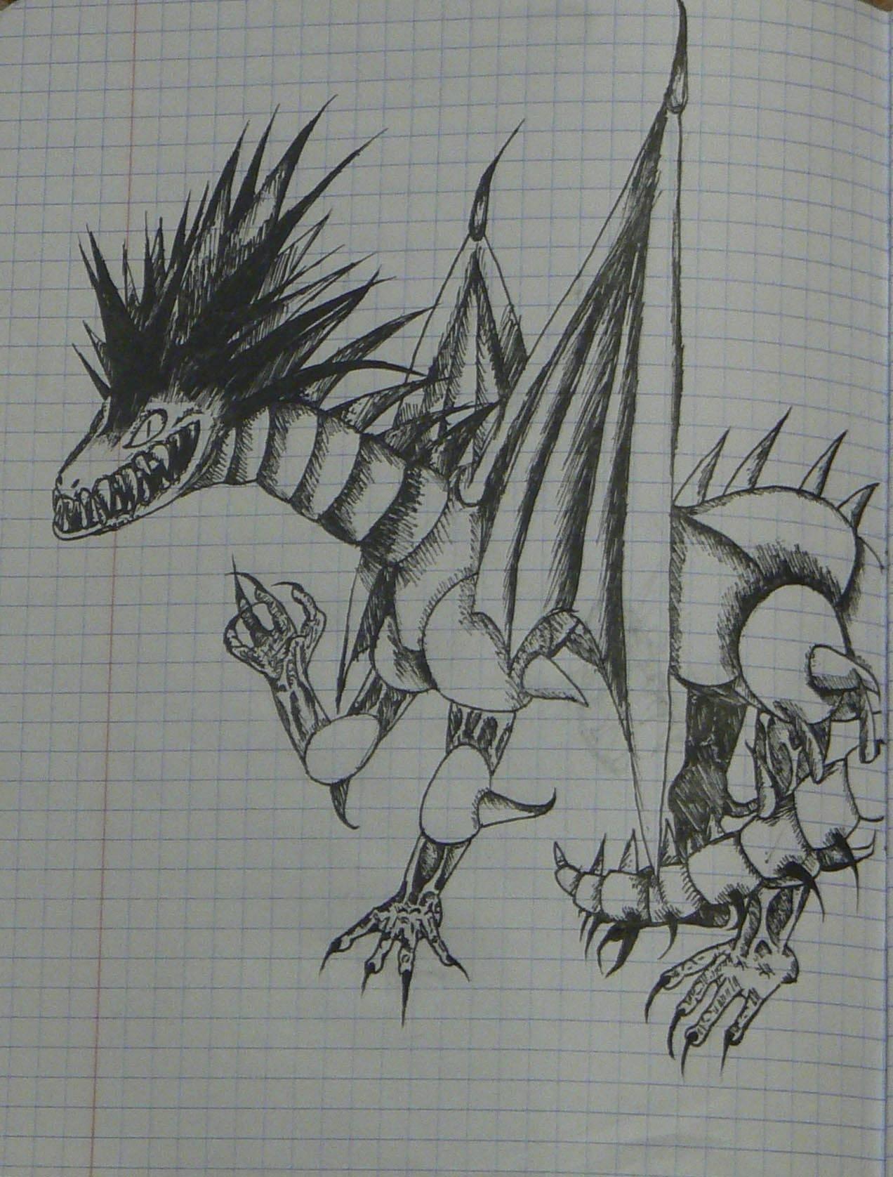 Дракон-броненосец