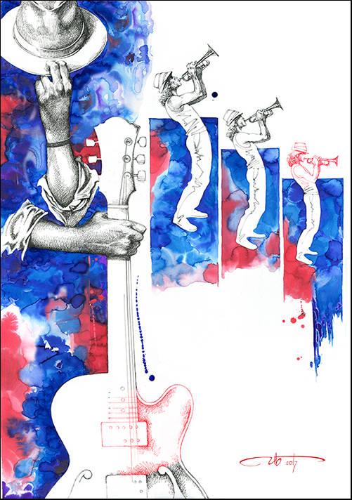 Джазовая композиция 1